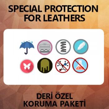 Deri Özel Koruma Paketi / Special Protection For Leathers