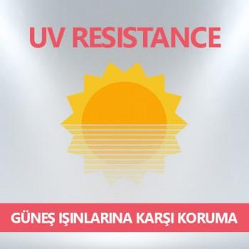 Güneş Işınlarına Karşı Koruma - UV Resistance