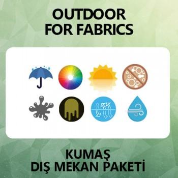 Kumaş Dış Mekan Paketi / Outdoor Protection For Fabrics