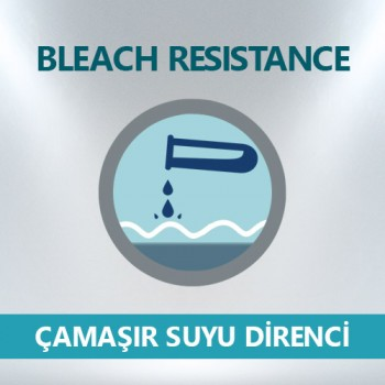 Çamaşır Suyu Direnci / Bleach Resistance