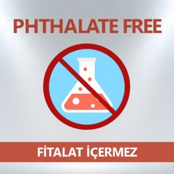 Fitalat İçermez / Phthalate Free