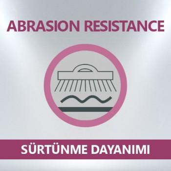Sürtünme Dayanımı / Abrasion Resistance